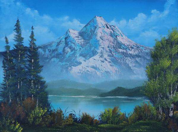 Painting - Just The Perfect Day by Bob Williams