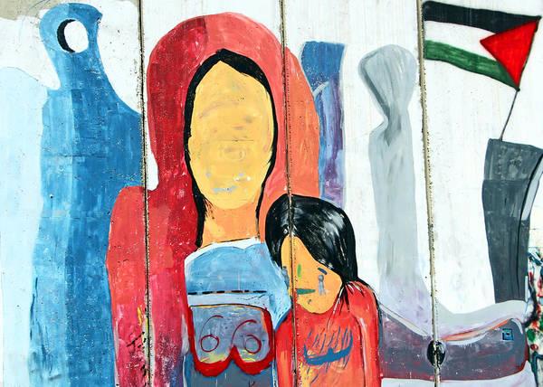 Holy Land Photograph - Justice by Munir Alawi