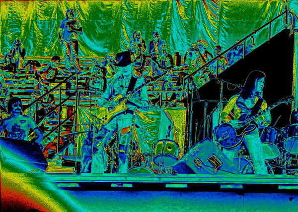 Photograph - Jwinter #1 Enhanced Colors #2 by Ben Upham