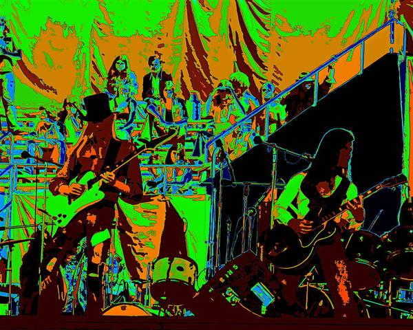 Photograph - Jwinter #1 Enhanced Colors #3 by Ben Upham