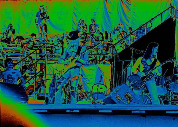 Photograph - Jwinter #1 Enhanced Colors by Ben Upham