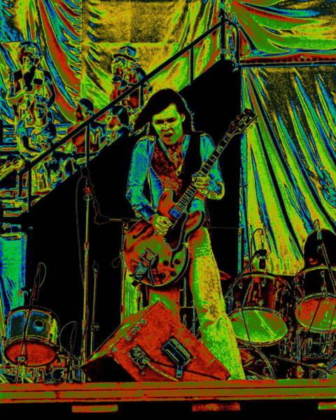 Photograph - Jwinter #4 Enhanced Colors 2 by Ben Upham