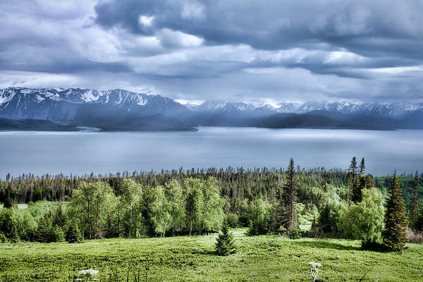 Photograph - Kachemak Bay by Heather Applegate