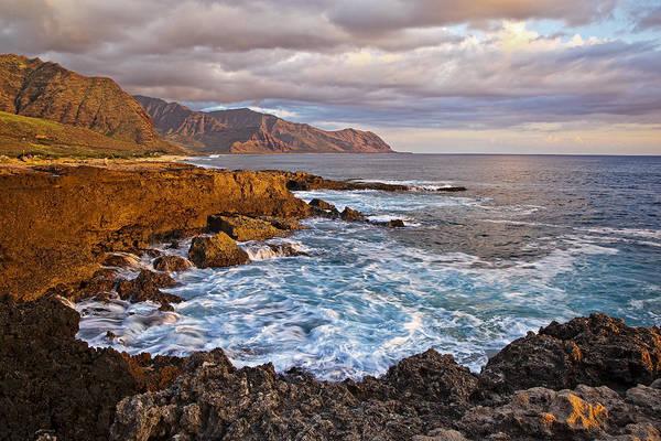 Kaena Photograph - Ka'ena Point Sunset by Marcia Colelli