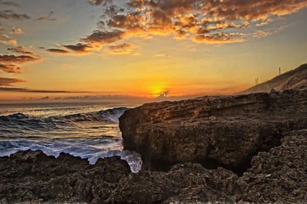 Kaena Photograph - Kaena Point Sunset by Marcia Colelli