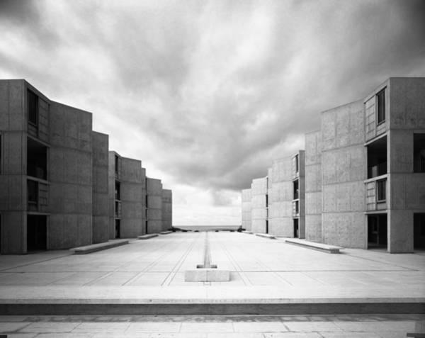 Wall Art - Photograph - Kahn Salk Institute, C1963 by Granger