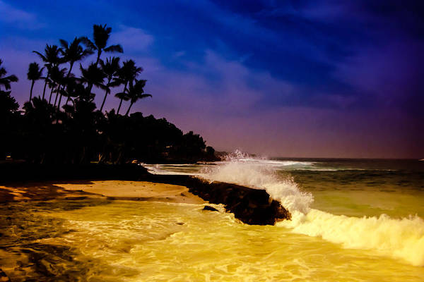 Photograph - Kailua Bay by Randy Sylvia