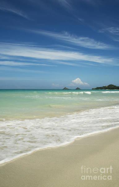 Photograph - Kailua Beach by Charmian Vistaunet