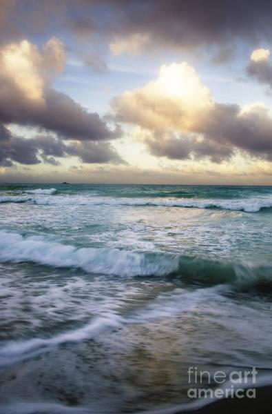Photograph - Kailua Beach Shore by Charmian Vistaunet