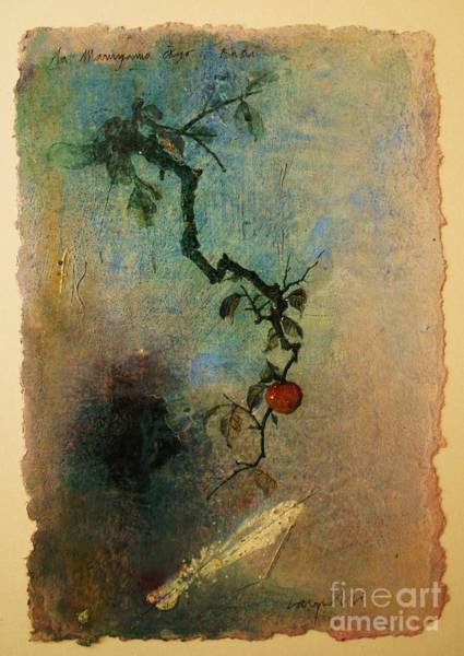 Persimmon Painting - Kaki by Pg Reproductions