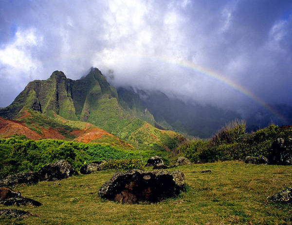 Kalalau Trail Wall Art - Photograph - Kalalau Valley Kauai by Kevin Smith