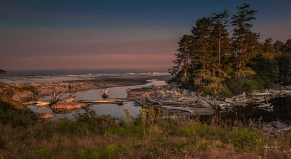 Photograph - Kalaloche Morning....  Olympic National Park by Tim Bryan