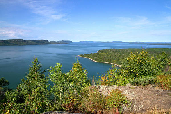 R Photograph - Kama Bay Is The Northern Most Portion by David R. Frazier