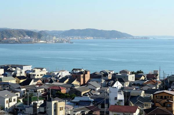Kamakura Wall Art - Photograph - Kamakura Sea View by Namake