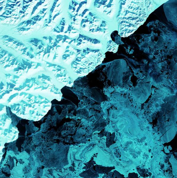 Kamchatka Photograph - Kamchatka Coast by Nasa/science Photo Library