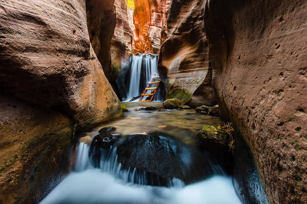 Photograph - Kanarra by Chuck Jason