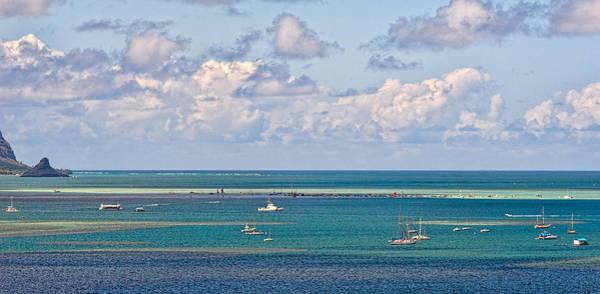 Photograph - Kaneohe Sandbar by Dan McManus