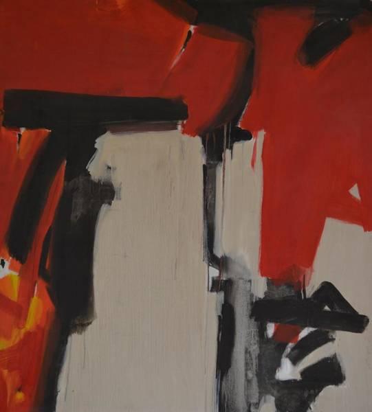 Dominate Painting - Kanji by Tina Zweig