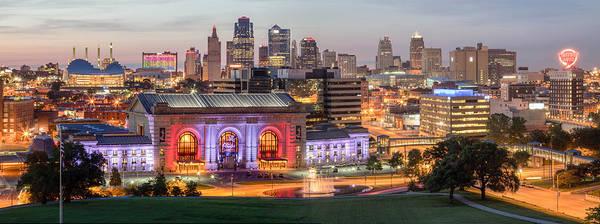 Missouri Photograph - Kansas City 2 by Ken Kobe