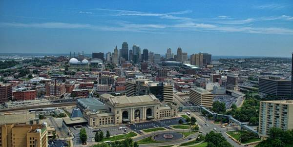 Photograph - Kansas City Missouri Skyline  by Tim McCullough