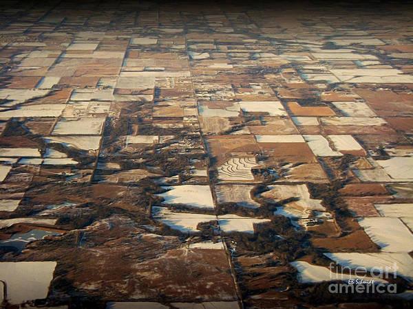 Photograph - Kansas by E B Schmidt