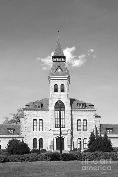 Kansas State University Photograph - Kansas State University Anderson Hall by University Icons
