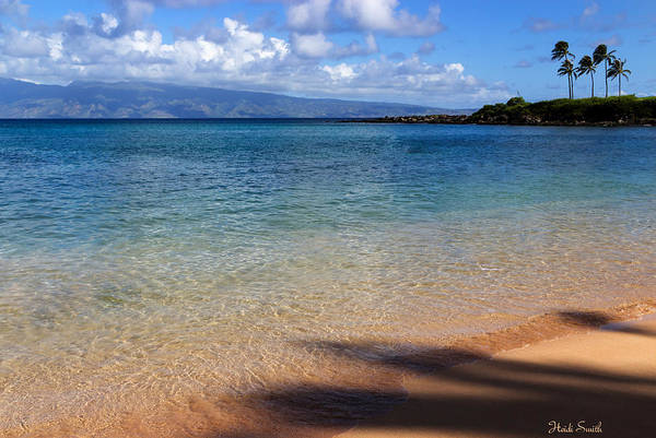 Wall Art - Photograph - Kapalua Bay Maui by Heidi Smith
