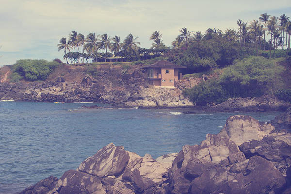 Kapalua Photograph - Kapalua Cliff House 2 by Jessica Velasco