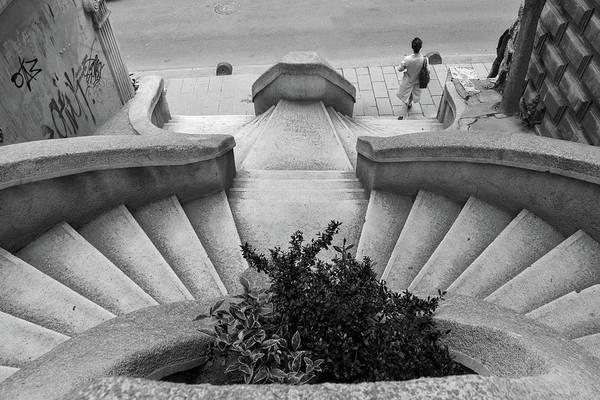 Galata Photograph - Karakoy, Istanbul, Turkey by Salvator Barki