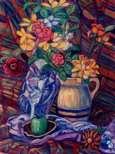 Painting - Karens Gift by Kendall Kessler