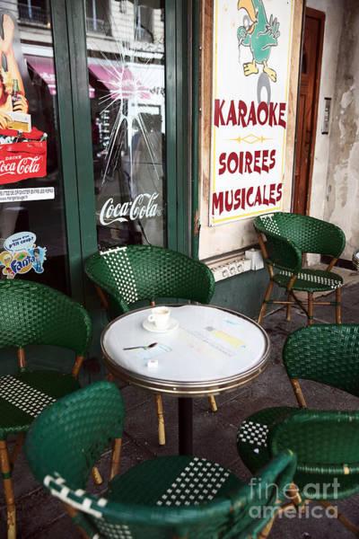 Photograph - Karoke Soirees Musicales by John Rizzuto