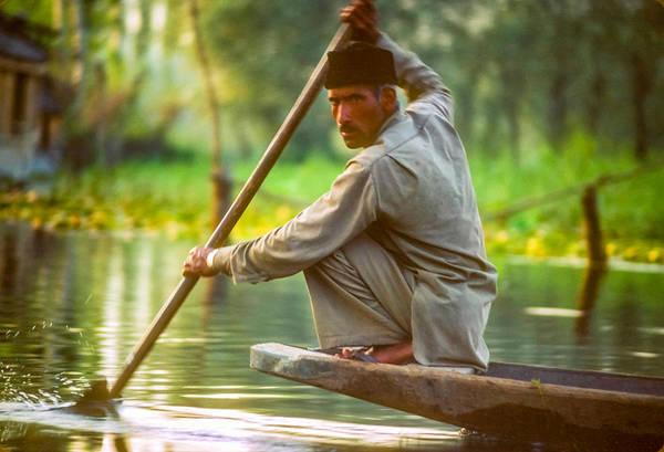 Dal Lake Photograph - Kashmir Dream  by Steve Harrington