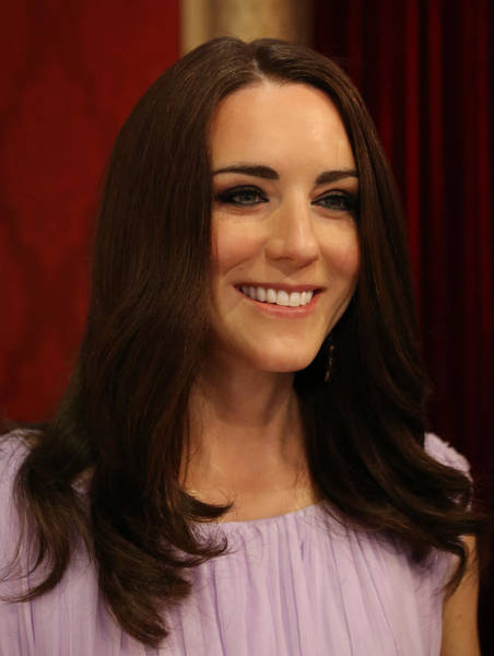 Wall Art - Photograph - Kate Middleton Duchess Of Cambridge by Lee Dos Santos