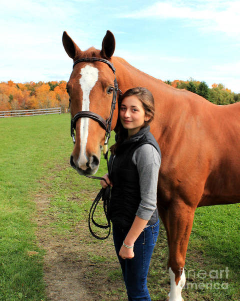 Photograph - Katherine Pal 12 by Life With Horses