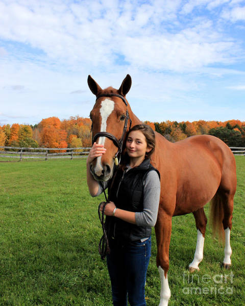 Photograph - Katherine Pal 18 by Life With Horses