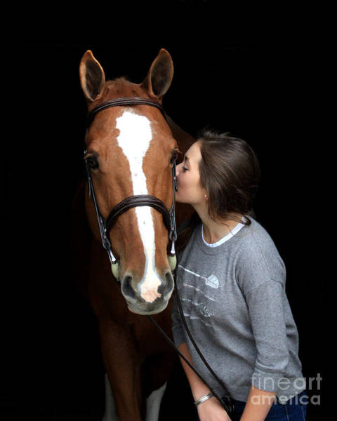 Photograph - Katherine Pal 2 by Life With Horses