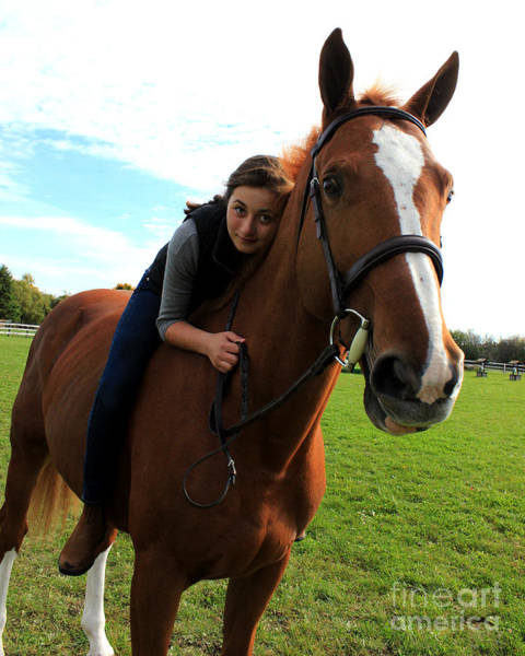 Photograph - Katherine Pal 23 by Life With Horses
