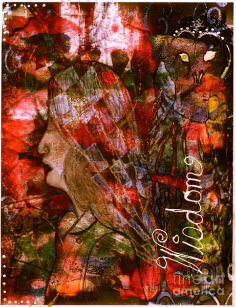 Wall Art - Photograph - Katherine The Wise by Nancy TeWinkel Lauren