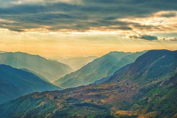 Photograph - Kathmandu Valley by U Schade