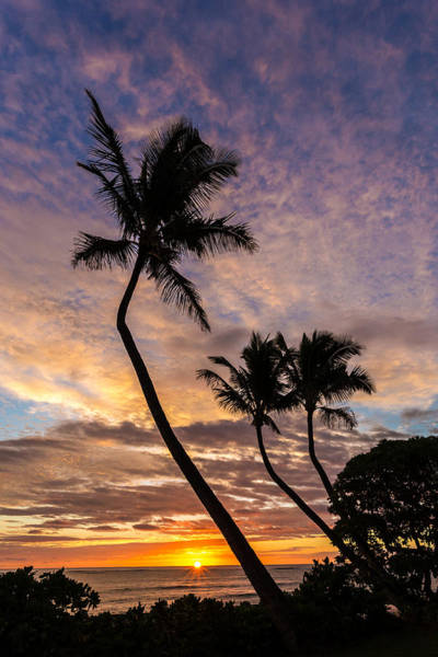 Photograph - Kauai Sunrise by Pierre Leclerc Photography
