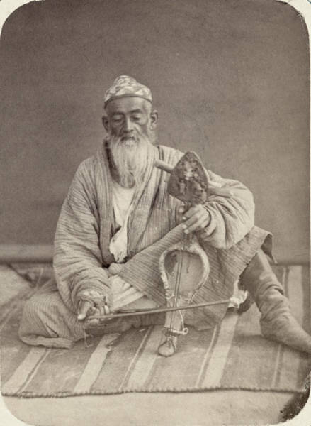 Photograph - Kauz Player, C1870 by Granger