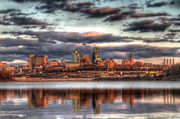 Kansas City Photograph - Kaw Point by Corey Cassaw