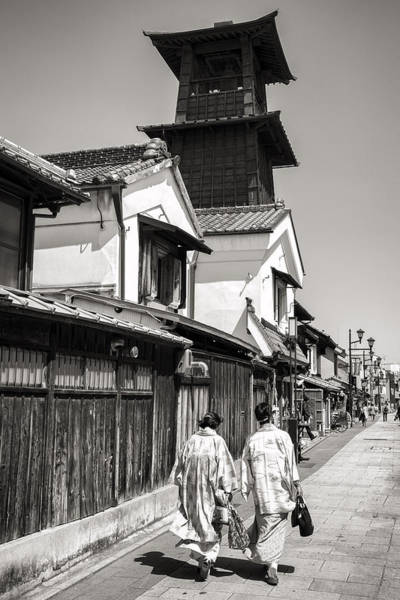 Photograph - Kawagoe Bell Tower by For Ninety One Days