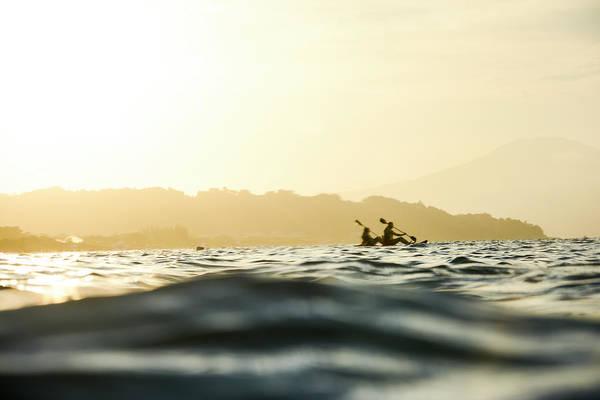 Oar Photograph - Kayak by Grace Oda