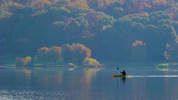 Pennsylvania Photograph - Kayaking by ??? / Austin