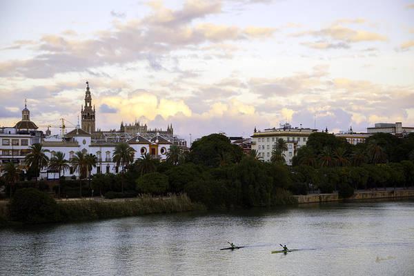 Wall Art - Photograph - Kayaking In Granada - Spain by Madeline Ellis