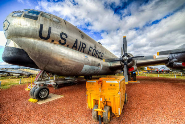 Photograph - Kc97 by Mike Ronnebeck