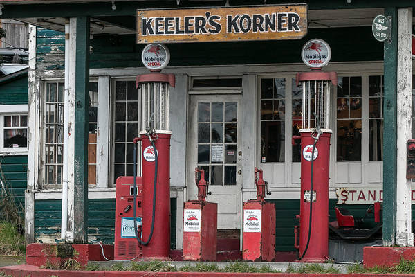 Keeler's Korner IIi Art Print
