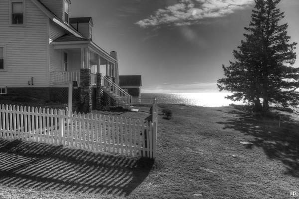 Photograph - Keeper's House by John Meader