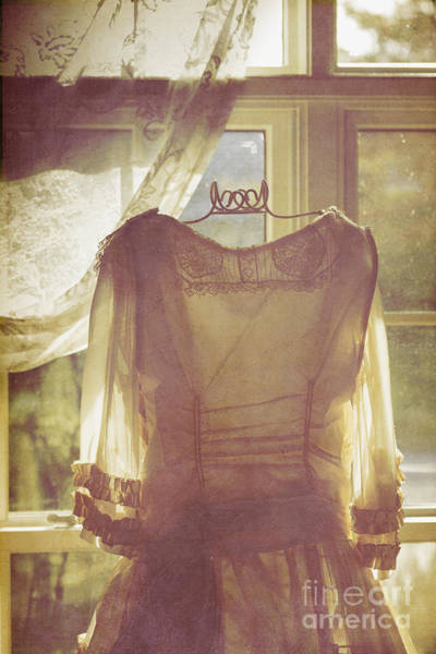 Dress Form Photograph - Keeping Watch by Margie Hurwich